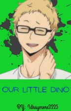 Our Little Dino by Idkaymore3325