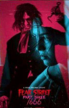Fear Street 1994 • Nick Goode x reader by mental_stranger011