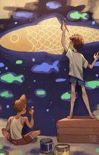 My  Blushing Fish (Book 1) by pengeo