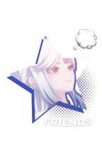 彡 𝐅𝐑𝐈𝐄𝐍𝐃𝐒 | KNY  x Reader ,, by -RA1NY_CHU