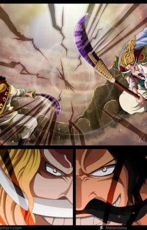 One Piece Power in Naruto by Animespira