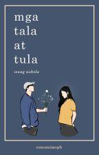 Mga Tala at Tula (isang nobela) ni roncanimoph
