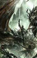 Izuku Mortem The death dragon god by Natsu67890