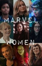 Marvel Women One shots  by NatandWandasSlut
