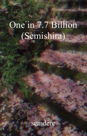 One in 7.7 Billion (Semishira) by semdere