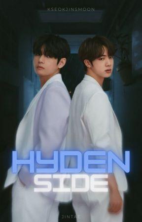 ❥ HIDEN SIDE #2 [Jintae] Adaptación  by kseokjinsmoon