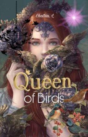 Queen of Birds by xxoneone1
