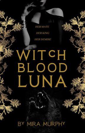 Wolf Blood Witch by atiyamunirx