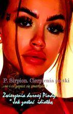 Cierpienia poetki autorstwa Sirpions