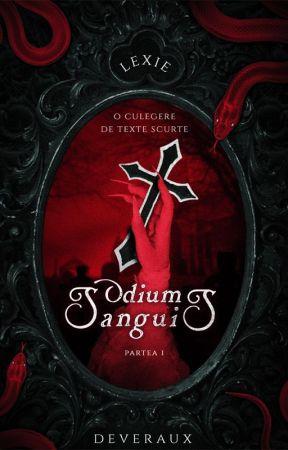 Odium Sanguis :: Antologie by selkkiez