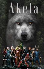 Akela (Avengers x wolf) by flickpriehs20