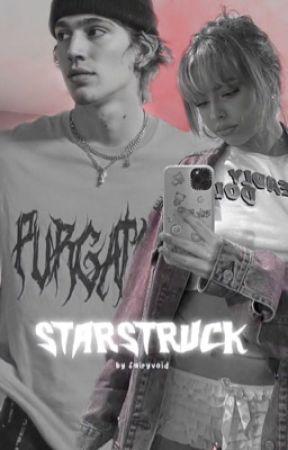 StarStruck // vinnie hacker fanfiction // by fairyvoid