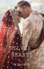 SILVER HEARTS  by Bunnie76