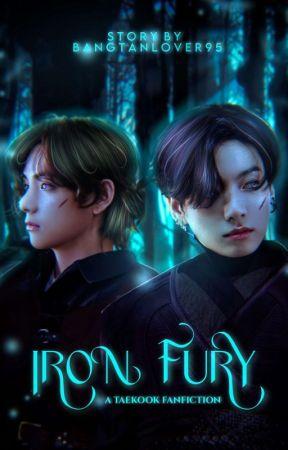 IRON FURY | VKOOK by Bangtanlover95