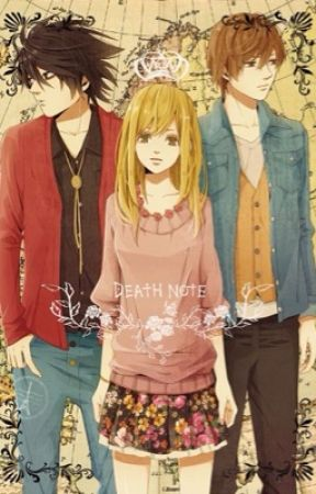 Death Note Roleplay by _hitsujigal_