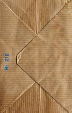 Zarf by bikudusgecesi