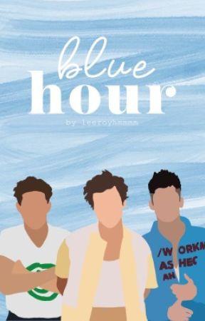 Blue Hour by leeroyhmmmm