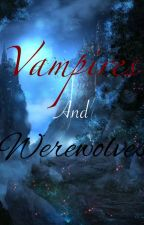 Vampires and Werewolves by AriesDaOwl