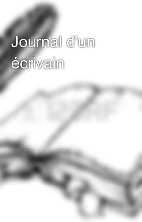 Journal d'un écrivain by JamesCameron974