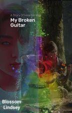 My Broken Guitar by GurlWidLove