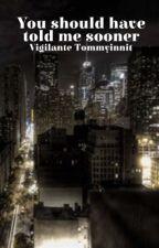 Oh, Ophelia (Heaven help the fool who falls in love) || Vigilante Tommyinnit by Arrow_3478