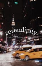 serendipity | aki menzies by essensicle