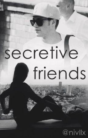 secretive friends || n.h. by nivllx