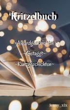 Kritzelbuch by Jenny_x1x