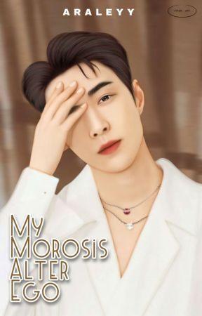 MY MOROSIS ALTER EGO | Zhang Yixing by araleyy