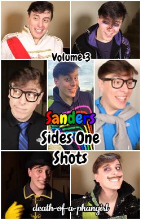 Sanders Sides One Shots - Volume 3 by death-of-a-phangirl
