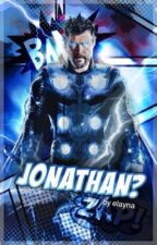 JONATHAN? | graphic portfolio by elaoniix