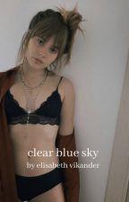 clear blue sky // Vic De Angelis x Female!Reader by elisabeth-vikander