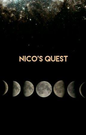 Nico's Quest by HadesPlutoNico