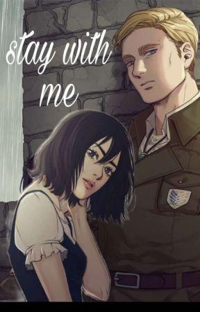 Stay With Me - Erwin Smith by Sxxtheryn
