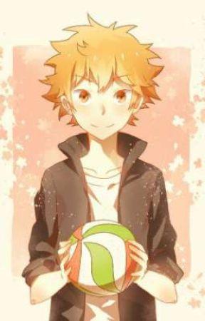 My Sunshine! (Hinata Shoyo x they/them reader) by gayestroach