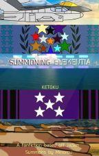Summoning Elementia by Ketoku