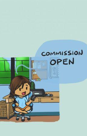 Art Commission: Open by ieLsCorner