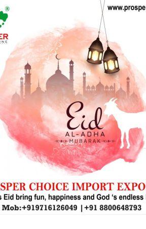 Eid Mubarak!🌙☪️ by prospermedia
