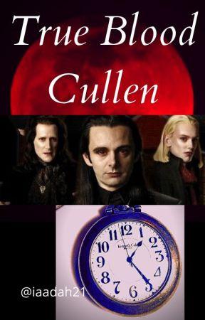 True Blood Cullen (Volturi Kings) by iaadah21