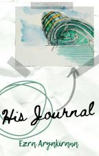 His Journal by EzraAryakirana