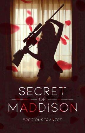 Secret of Maddison  by playfulheartofmhine