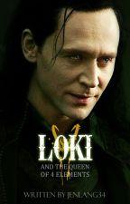 Loki - Und die Göttin der 4 Elemente (Band 2) von KimGordon26
