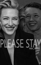 Please Stay (Cate Blanchett x Student/Fan) by Rue_06103