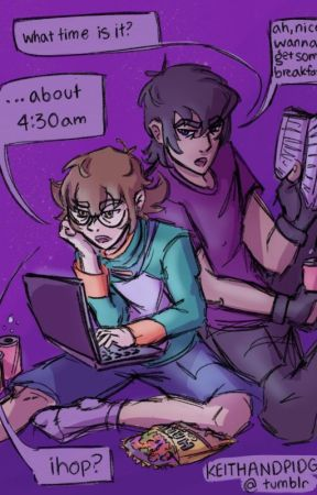 Aliens Are Real (Kidge) by VoltronMoon