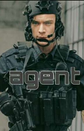 Agent  by LouisStylys28