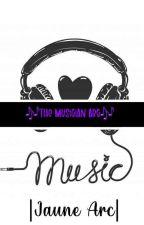  The Musician Arc  by GachaWriter_Show