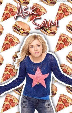 Ask Sam ✌ by Sam-Puckett