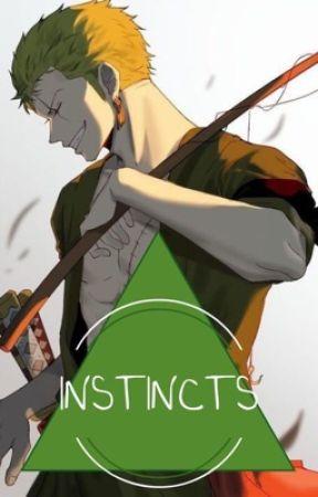 Instincts [Roronoa Zoro X Reader] by Pixelpad