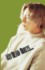 My Head Hurts by Ggukie_Tokki