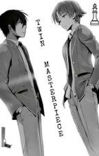 Twin Masterpiece (Shiba Tatsuya x COTE world) by MightyAsmodeus